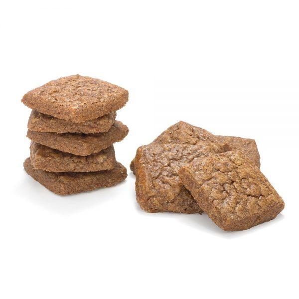 Biscuit Petits carrés de speculoos