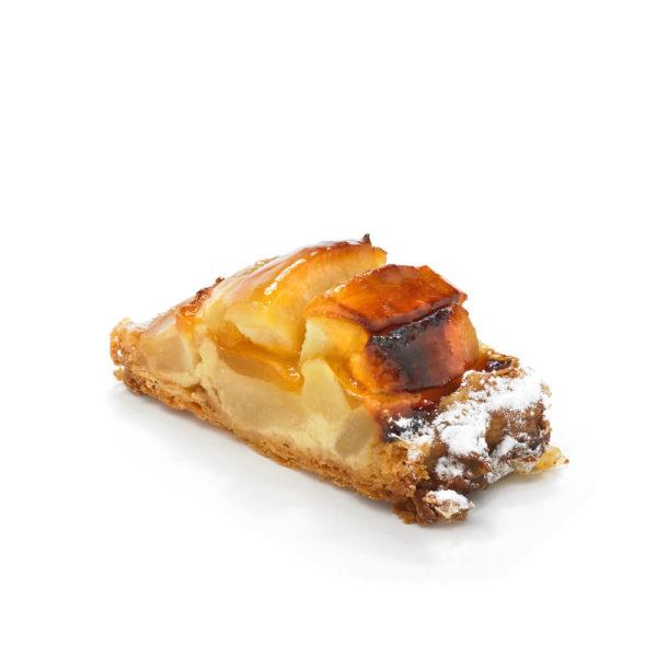 Pâtisserie La tarte aux pommes